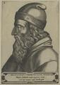 Bildnis des Aristoteles, Monogrammist B. - 1601/1701 (Quelle: Digitaler Portraitindex)
