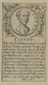 Bildnis des Marcus Tullius Cicero, unbekannter K nstler - 1601/1750 (Quelle: Digitaler Portraitindex)