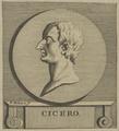 Bildnis des Marcus Tullius Cicero, Pieter Bodart - 1701/1715 (Quelle: Digitaler Portraitindex)