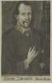 Bildnis des Simon Dachivs, 1731 (Quelle: Digitaler Portraitindex)