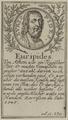 Bildnis des Euripides, 1601/1750 (Quelle: Digitaler Portraitindex)
