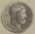 Bildnis des Homer, 1651/1750 (Quelle: Digitaler Portraitindex)