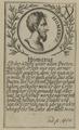 Bildnis des Homerus, 1651/1750 (Quelle: Digitaler Portraitindex)