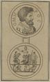Bildnis des Homer, 1701/1750 (Quelle: Digitaler Portraitindex)