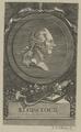 Bildnis von Klopstock, Facius, Johann Gottlieb - 1765/1813 (Quelle: Digitaler Portraitindex)