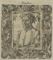 Bildnis des Danthe, Stimmer, Tobias (zugeschrieben) - 1575/1577 (Quelle: Digitaler Portraitindex)