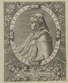 Bildnis des Dantes Aligerus, 1597 (Quelle: Digitaler Portraitindex)