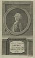 Bildnis des Christian F�rchtegott Gellert, Joseph Friedrich Rein - 1769/1780 (Quelle: Digitaler Portraitindex)