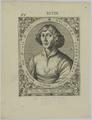 Bildnis des Nicolaus Copernicus, Boissard, Robert-1598 (Quelle: Digitaler Portraitindex)