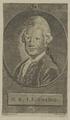 Bildnis des Gotthold Ephraim Lessing, Johann Georg Sturm - 1778 (Quelle: Digitaler Portraitindex)