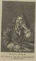 Bildnis von Moliere, 1673/1800 (Quelle: Digitaler Portraitindex)