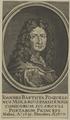 Bildnis des Ioannes Baptista Poquelinus Molerius, 1673/1750 (Quelle: Digitaler Portraitindex)