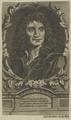 Bildnis von Jean Baptiste Poquelin de Moliere, Johann Karl Josef Störchlin-1673/1750 (Quelle: Digitaler Portraitindex)