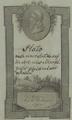 Bildnis von Plato, Heyer, Georg Friedrich - 1793 (Quelle: Digitaler Portraitindex)