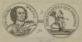Bildnis des Christianus Wolfius, 1726/1775 (Quelle: Digitaler Portraitindex)
