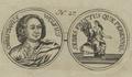 Bildnis des Christianus Wolfius, 1701/1750 (Quelle: Digitaler Portraitindex)