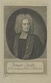 Bildnis des Jonatan Swift, Bernigeroth, Johann Martin (zugeschrieben) - 1730 (Quelle: Digitaler Portraitindex)