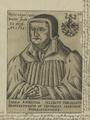 Bildnis des Iohan Agricola, unbekannter Künstler-1751 (Quelle: Digitaler Portraitindex)