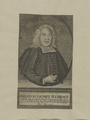 Bildnis des Iohannes Iacobus Rambach, 1726/1775 (Quelle: Digitaler Portraitindex)