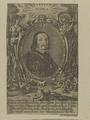 Bildnis des Iohannes Rist, Fleischberger, Johann Friedrich-1651/1700 (Quelle: Digitaler Portraitindex)
