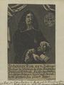 Bildnis des Johannes Rist, Bartholomé Iselburg-1626/1667 (Quelle: Digitaler Portraitindex)