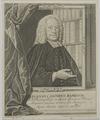 Bildnis des Ioannes Iacobus Rambach, Johann Nepomuk Reuling-1726/1775 (Quelle: Digitaler Portraitindex)