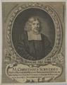 Bildnis des Christianus Scriverius, Kilian, Jeremias (1)-1686/1700 (Quelle: Digitaler Portraitindex)