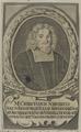 Bildnis des Christanus Scriverius, unbekannter Künstler-1680/1750 (Quelle: Digitaler Portraitindex)