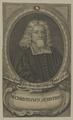 Bildnis des Christianus Scriverius, unbekannter Künstler-1680/1750 (Quelle: Digitaler Portraitindex)
