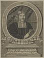 Bildnis des Christianus Scriverius, unbekannter Künstler-1693/1725 (Quelle: Digitaler Portraitindex)