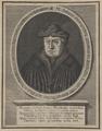 Bildnis des Johann Spangenberg, unbekannter Künstler-nach 1550 (Quelle: Digitaler Portraitindex)