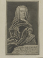 Bildnis des Johann Christoph Gottsched, Sysang, Johann Christoph - 1739 (Quelle: Digitaler Portraitindex)