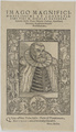 Bildnis des Nicolaus Reusnerus, 1601 (Quelle: Digitaler Portraitindex)