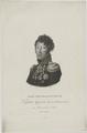 Bildnis von Graf Miloradowitsch, J. B. Schiavonetti - 1806/1820 (Quelle: Digitaler Portraitindex)