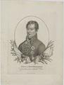 Bildnis des Carl Philipp von Schwarzenberg, unbekannter Künstler-1796/1845 (Quelle: Digitaler Portraitindex)