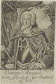 Bildnis des Clemens August, Sysang, Johann Christoph - 1741 (Quelle: Digitaler Portraitindex)