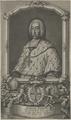 Bildnis des Clemens August, Erz-Bischof zu C�lln, Juncker, Justus - 1742 (Quelle: Digitaler Portraitindex)