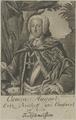 Bildnis des Clemens August, Johann Heinrich Nonne - 1741 (Quelle: Digitaler Portraitindex)