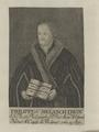 Bildnis des Philipp Melanchthon (eig. Schwarzerdt), Johann Benjamin Br hl - 1730 (Quelle: Digitaler Portraitindex)