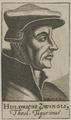 Bildnis des Huldricus Zwinglius, Azelt, Johann (zugeschrieben)-1688 (Quelle: Digitaler Portraitindex)
