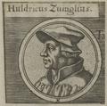 Bildnis des Huldricus Zuinglius, unbekannter K nstler - 1601/1750 (Quelle: Digitaler Portraitindex)