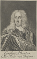 Bildnis von Carolus Albertus, Kurf�rst von Bayern, 1726/1745 (Quelle: Digitaler Portraitindex)