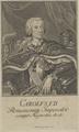 Bildnis von Carolvs VII., Kaiser des R�misch-Deutschen Reiches, Bernigeroth, Johann Martin - 1742 (Quelle: Digitaler Portraitindex)
