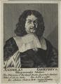 Bildnis des Andreas Gryphivs, Joh. Friedrich Schmidt-1731/1750 (Quelle: Digitaler Portraitindex)