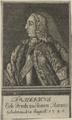 Bildnis des Fridericus, 1735/1760 (Quelle: Digitaler Portraitindex)