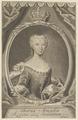 Bildnis von Maria Amalia, K�nigin von Sizilien, Sysang, Johann Christoph - 1726/1757 (Quelle: Digitaler Portraitindex)