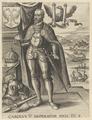 Bildnis des Carolvs V., Kaiser des R�misch-Deutschen Reiches, 1601/1750 (Quelle: Digitaler Portraitindex)