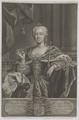Bildnis von Maria Amalia Christina, K�nigin in Neapolis und Sicilien, Haid, Johann Jakob - 1750/1767 (Quelle: Digitaler Portraitindex)