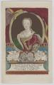 Bildnis von Maria Amalia, K�nigin von Spanien, Leopold, Johann Christian - 1738/1755 (Quelle: Digitaler Portraitindex)