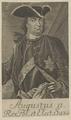 Bildnis des Augustus II., K�nig von Polen, Bernigeroth, Martin (zugeschrieben) - 1701/1733 (Quelle: Digitaler Portraitindex)